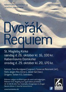 Dvořák Requiem med Københavns Kantatekor 2014