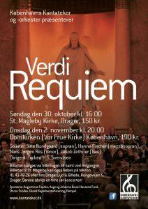 Verdi Requiem med Københavns Karntatekor 2016