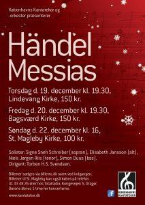 Händel Messias med Københavns Kantatekor 2013