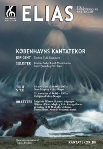 Mendelssohn Elias med Københavns Kanrtatekor 2010