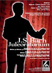 Bach Juleoratorium med Københavns Kantatekor 2008