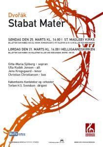 Dvorak Stabat Mater med Københavns Kantatekor 2007