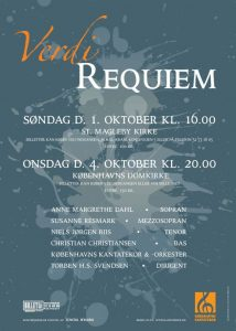 Verdi Requiem med Københavns Kantatekor 2006