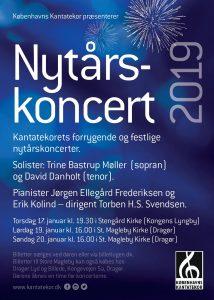 Nytårskoncerter 2019 med Københavns Kantatekor