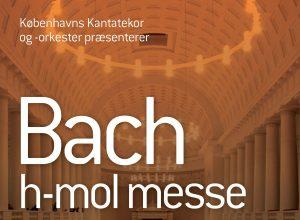 Bach h-mol messe 2019 med Københavns Kantatekor