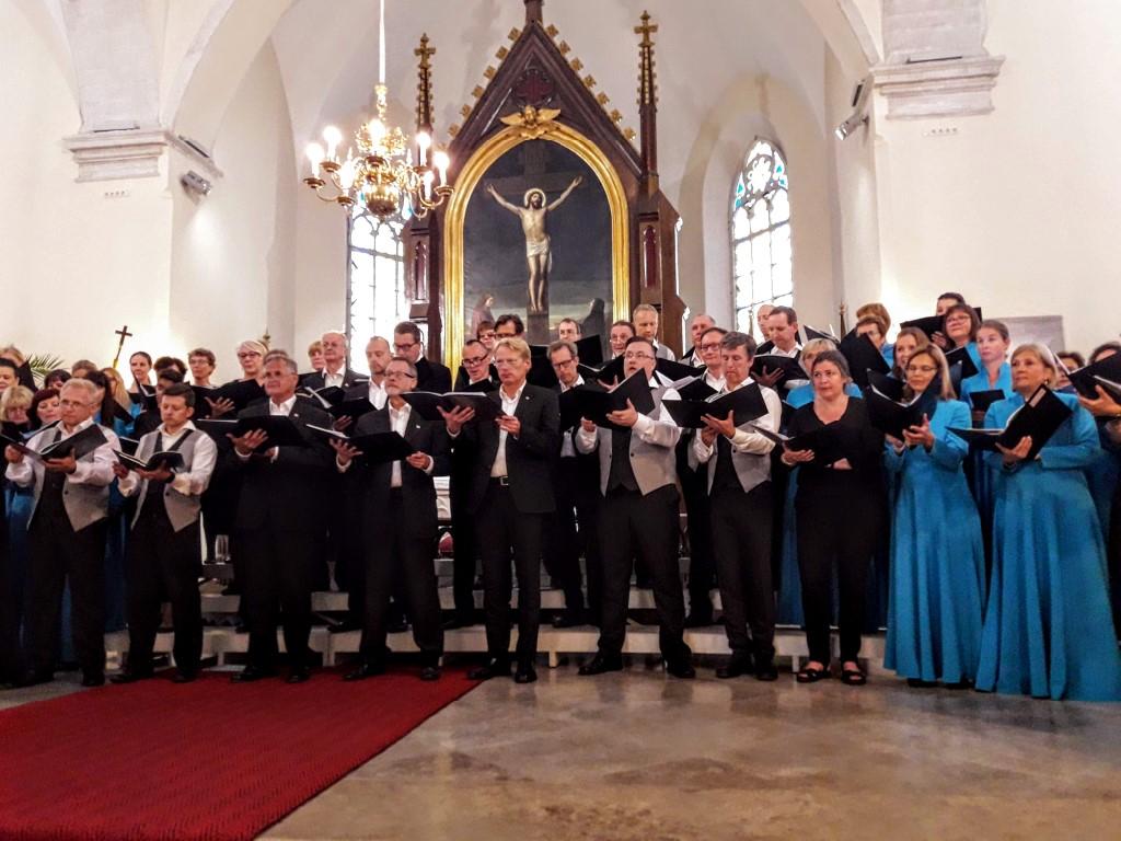 Københavns Kantatekor i Tallinn